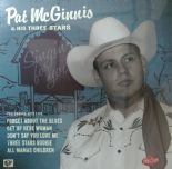 "10""   ✦✦ PAT McGINNIS & HIS THREE STARS ✦✦ ""Singin' For You"""